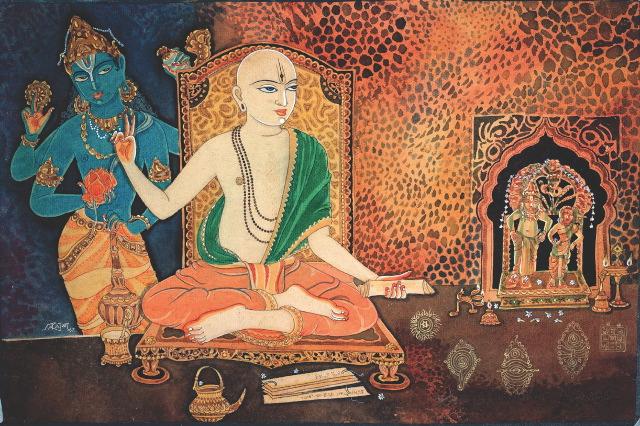 Risultati immagini per Dvaita Vedanta