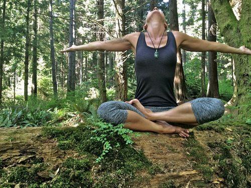 Ritiro Yoga all'Arboreto